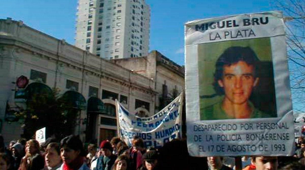 Miguel Bru fue torturado y asesinado en la comisaría 9ª de La Plata en 1993