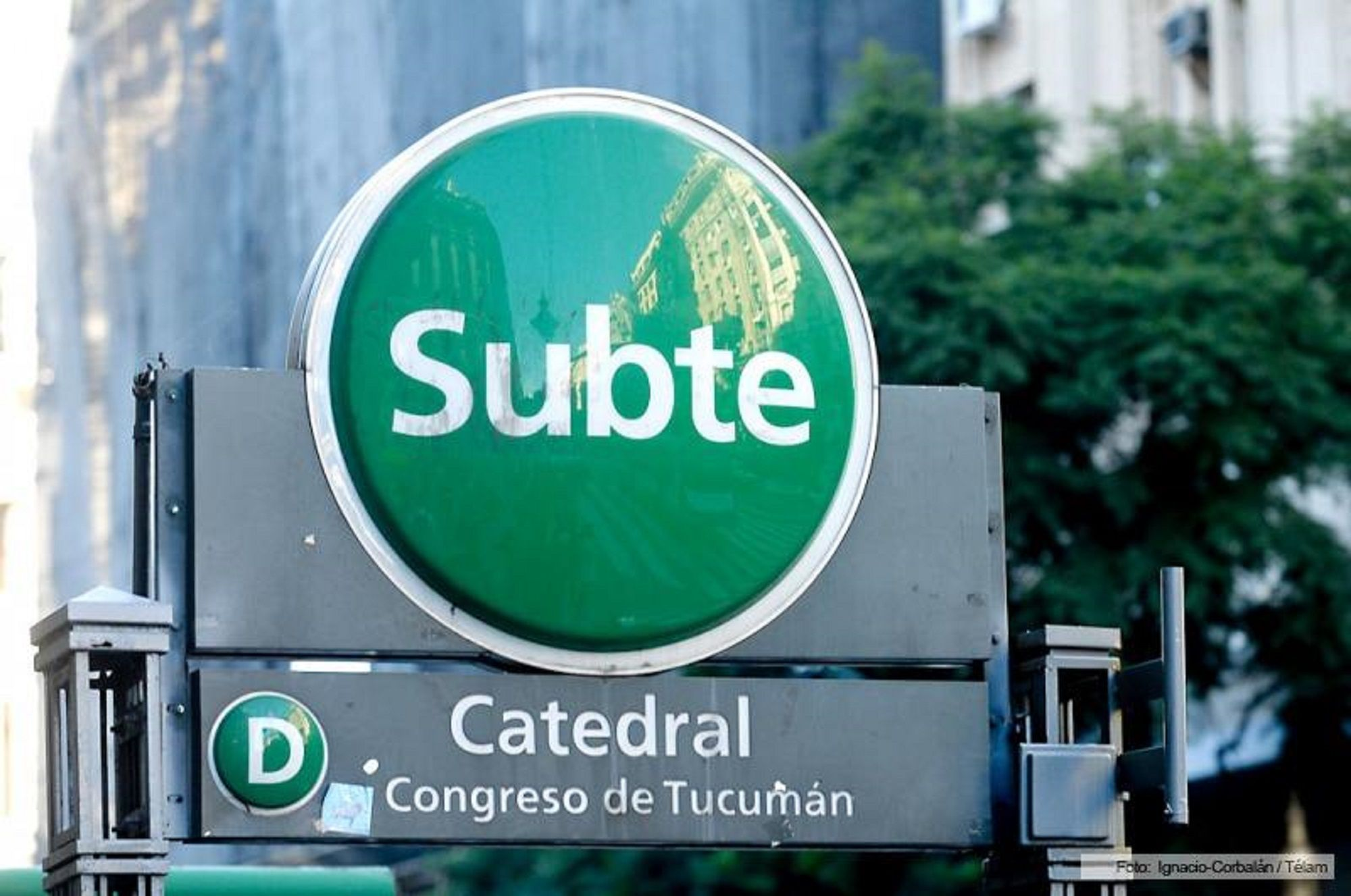 Metrodelegados confirmaron que adhieren al paro de la CGT y no habrá subtes el lunes
