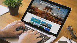 Venta de pasajes aéreos - Crédito:agenda4p.com.ar