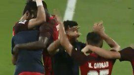 Al Fujairah llegó a la Primera División de Emiratos Árabes