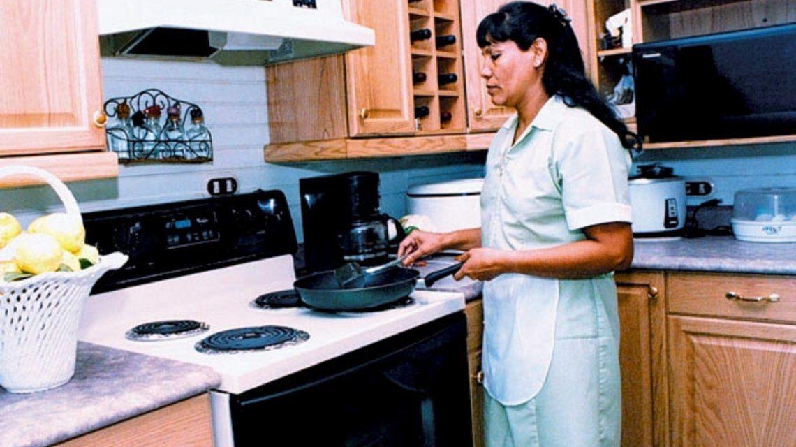 La AFIP empezará a multar a quienes no declaren a su personal doméstico