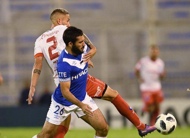 """El """"Monito"""" Vargas pelea con Miguel Torren<br>"""