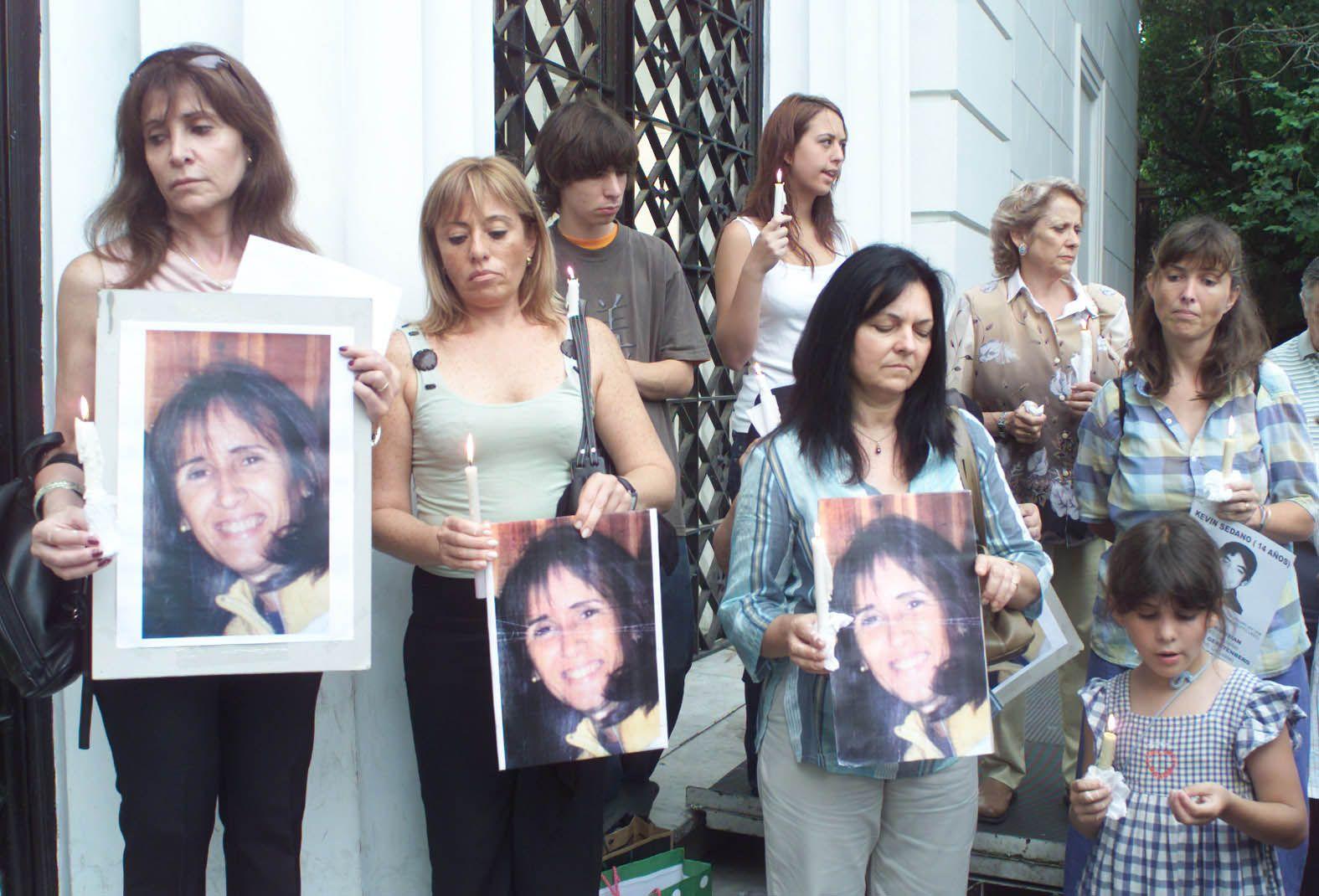 Las amigas de María Marta García Belsunce motorizaron la investigación allá por 2003