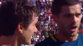 Fernando Gago y Guillermo Barros Schelotto