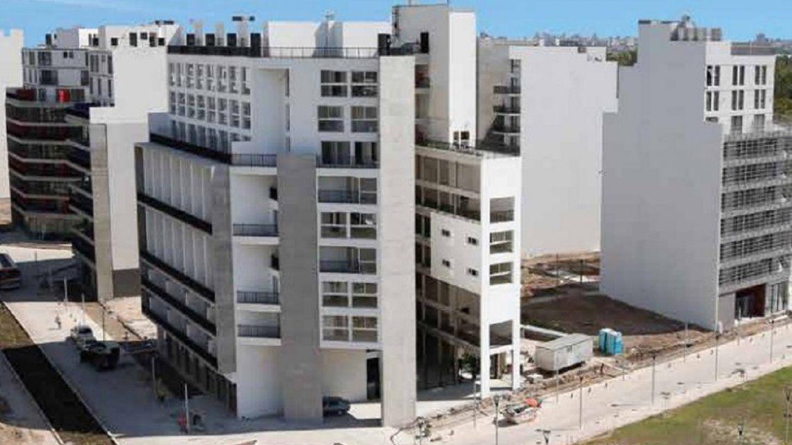 Departamentos de la Villa Olímpica de la Ciudad