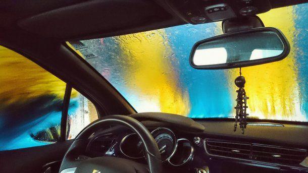 Lavado de autos - Crédito: 123seguro.com
