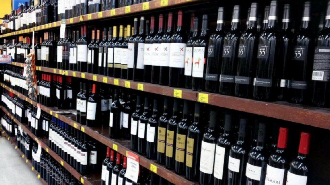En un año, la producción de bebidas se desplomó un 9%
