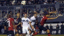 Nicolás Ortiz, hijo del DT interino del Lobo, marcó un gol en su debut
