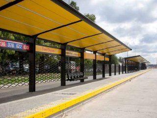 construiran tres nuevos metrobuses  y extenderan otro en el conurbano