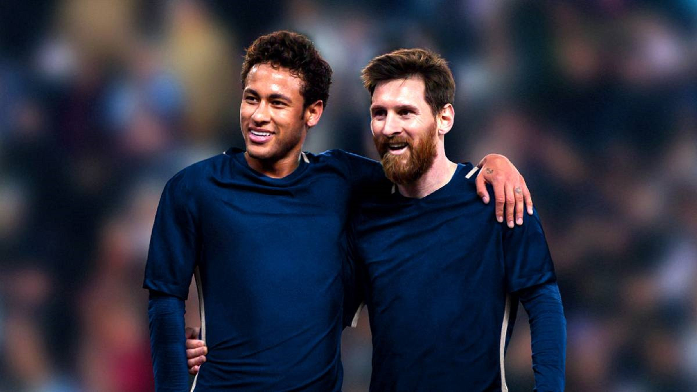 Messi: Sería terrible ver a Neymar en el Real Madrid