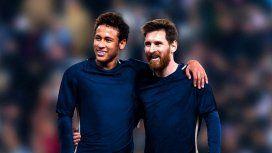 Messi: Pensé que Real Madrid se lo llevaba a Neymar