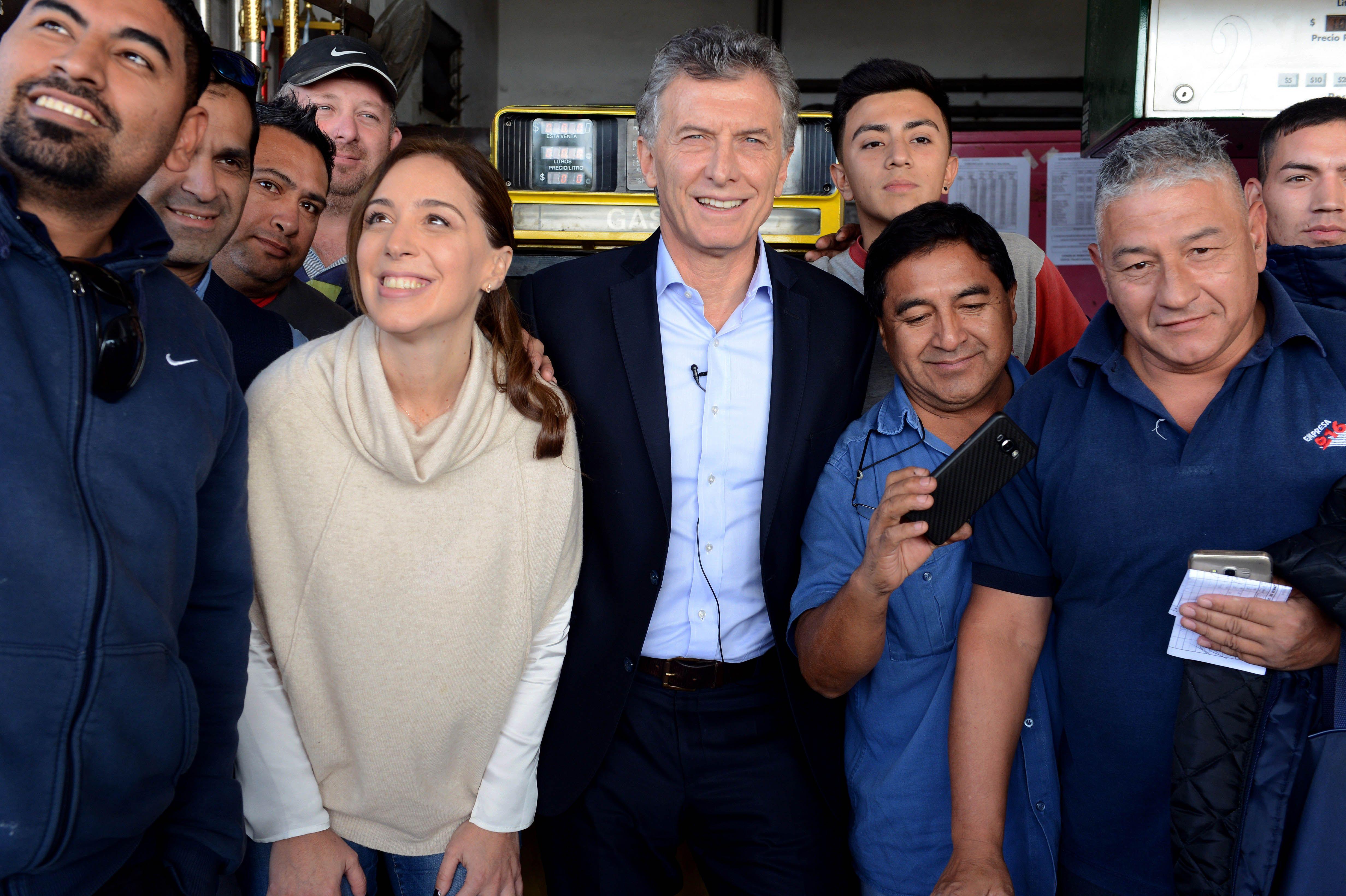 En medio de la crisis, Macri hizo un llamado a la oposición para construir acuerdos