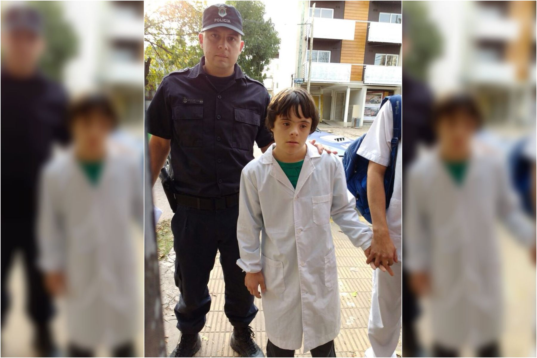 Buscan a la familia de un chico sordomudo que fue trasladado por equivocación a una escuela especial