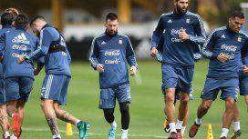 La Selección entrenará a puertas abiertas en Vélez antes de viajar a Rusia