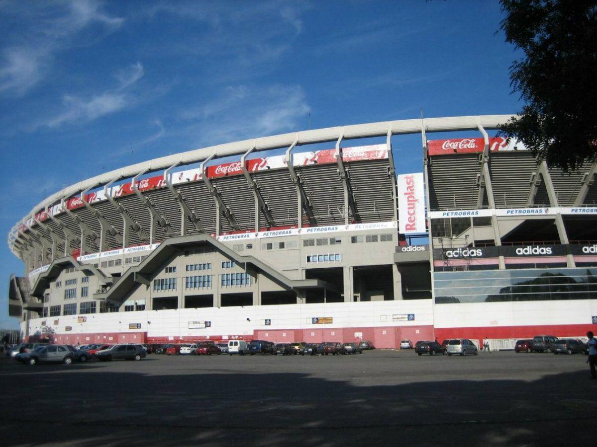 El Monumental se agranda para la Libertadores: entrará más gente en River-Racing