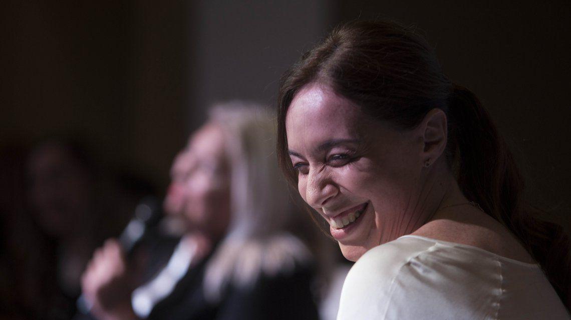 Vidal inauguró el ciclo lectivo del Instituto Hannah Arendt de Elisa Carrió