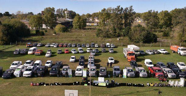 Secuestraron más de 100 autos de alta gama