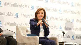 Zavala se retiró de la carrera presidencial en México a 45 días de las elecciones