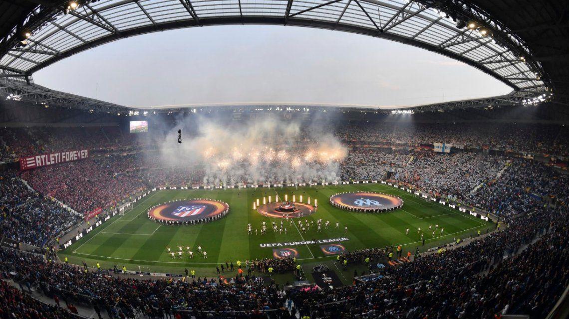 El Cholo Simeone campeón: Atlético Madrid ganó por tercera vez la Europa League