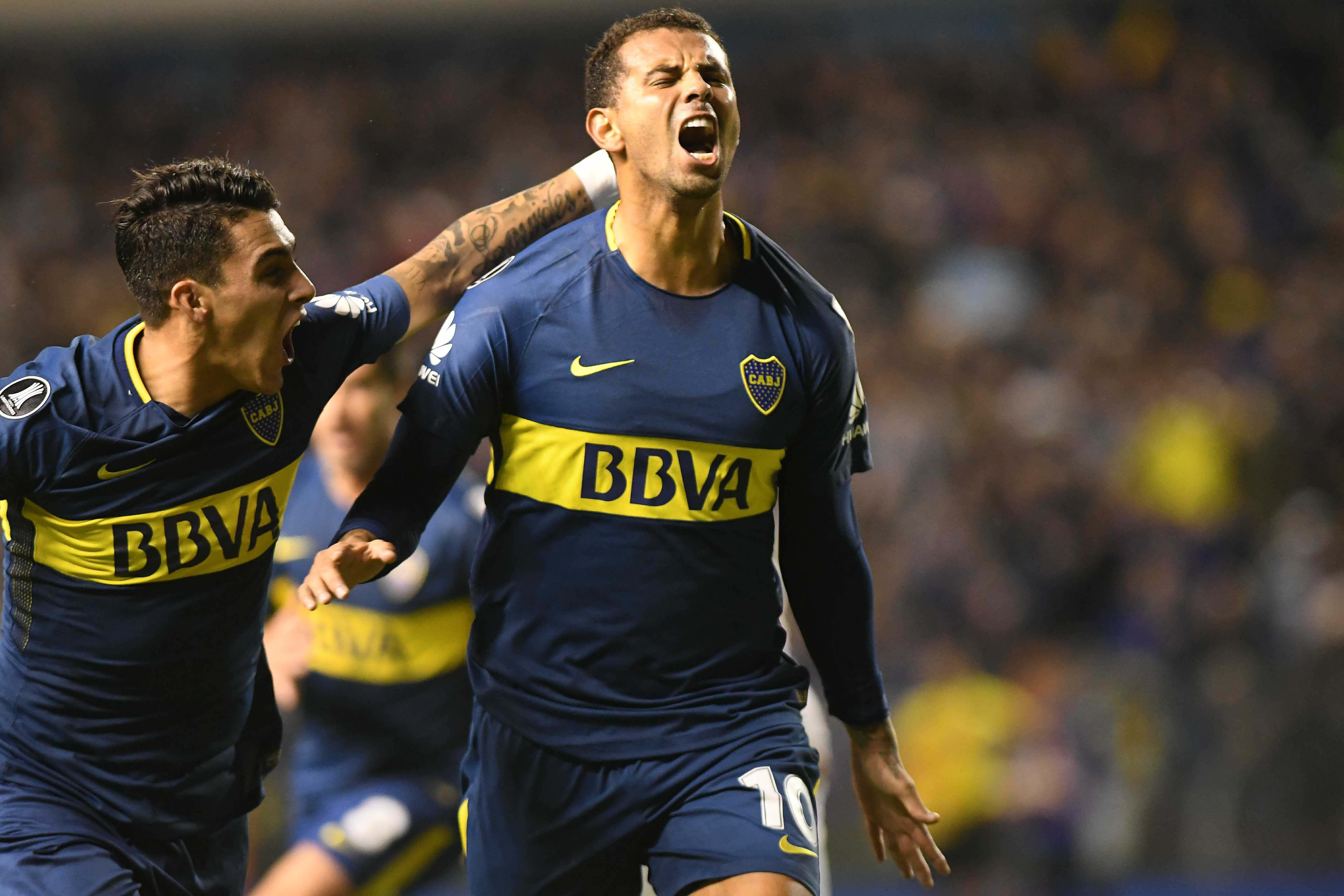 Más problemas para Boca: Cardona se lesionó y es duda para el Superclásico
