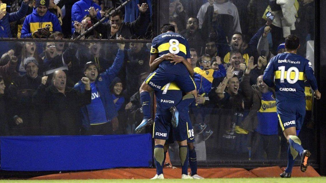 Boca golea a Alianza Lima y avanza en la Copa Libertadores