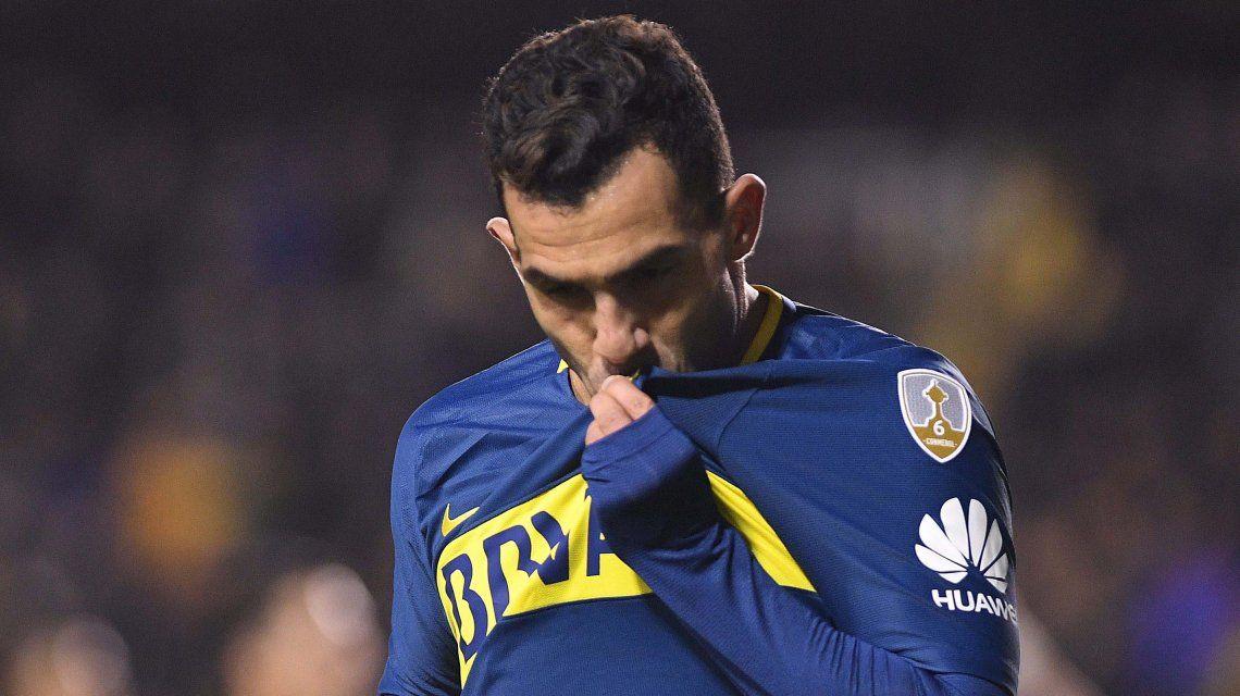 ¿Qué te hiciste, Carlitos? El sorprendente nuevo look de Tevez