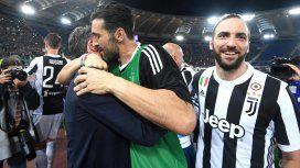 ¿Llegará la oferta de Boca? Buffon confirmó que se va de la Juventus