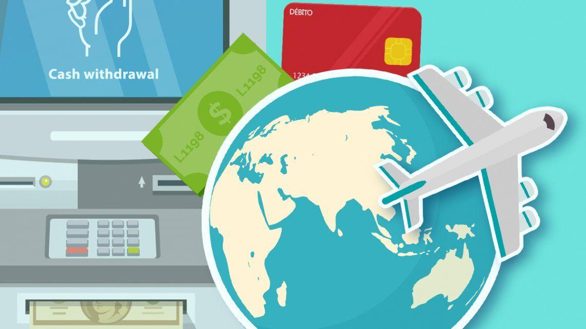 ¿Viajás afuera o vas al Mundial? Cómo te conviene pagar tus gastos en el exterior