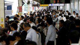 Una empresa ferroviaria japonesa pidió disculpas porque un tren salió ¡25 segundos antes!