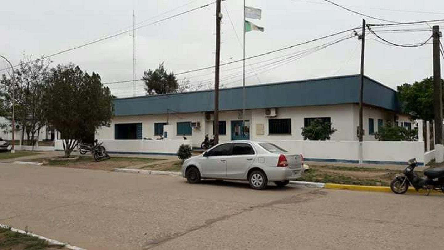 Comisaría de Corzuela.