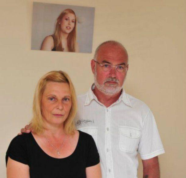 Los padres de Laura Hill, Alison y Kevin, insistieron en que su hija no murió por accidente
