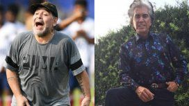 Maradona apoyó a Maduro y el Puma Rodríguez estalló