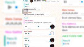 Le avisaron mal de un examen y su furia por WhatsApp se hizo viral