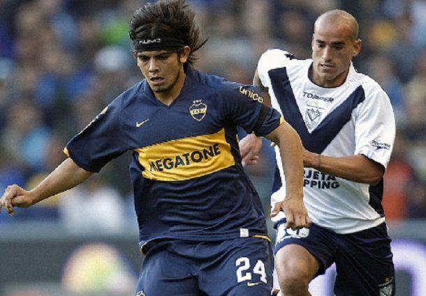 Banega deslumbró en el fútbol argentino antes de irse a Europa