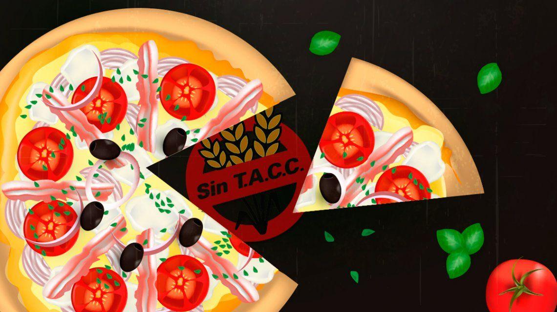 ¿Los celíacos pueden comer pizza?