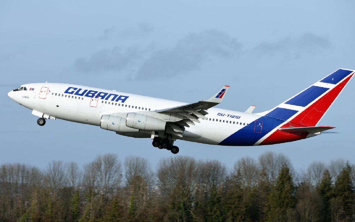 Se estrelló un avión de pasajeros en el aeropuerto de La Habana, Cuba