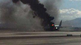 Se estrelló un avión de pasajeros en el aeropuerto de La Habana