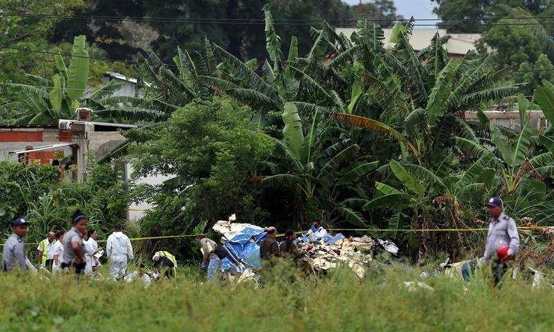 Accidente del avión en La Habana: hasta ahora confirman sólo 3 sobrevivientes