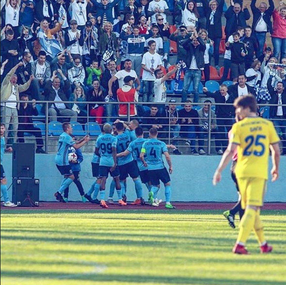 Dinamo Brest se quedó con la copa
