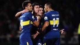 Gol de Mas en Boca - Crédito:@BocaJrsOficial