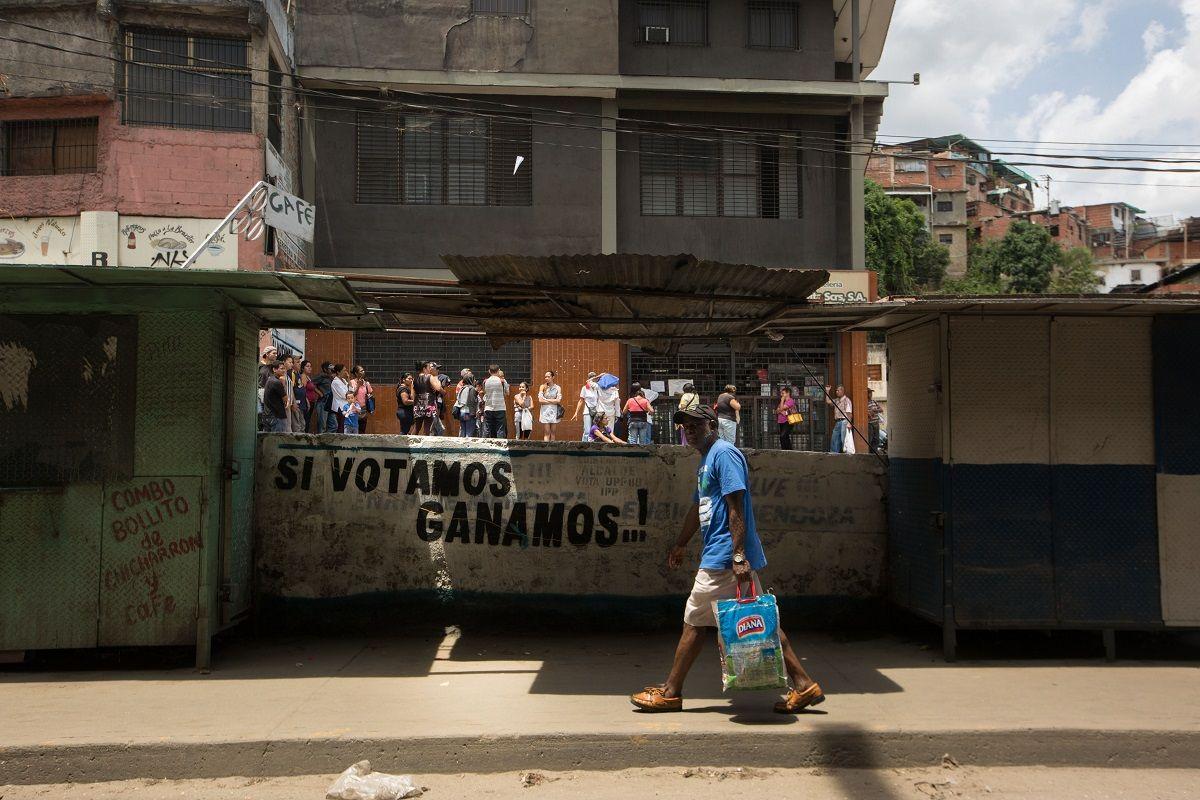 Venezuela elige presidente