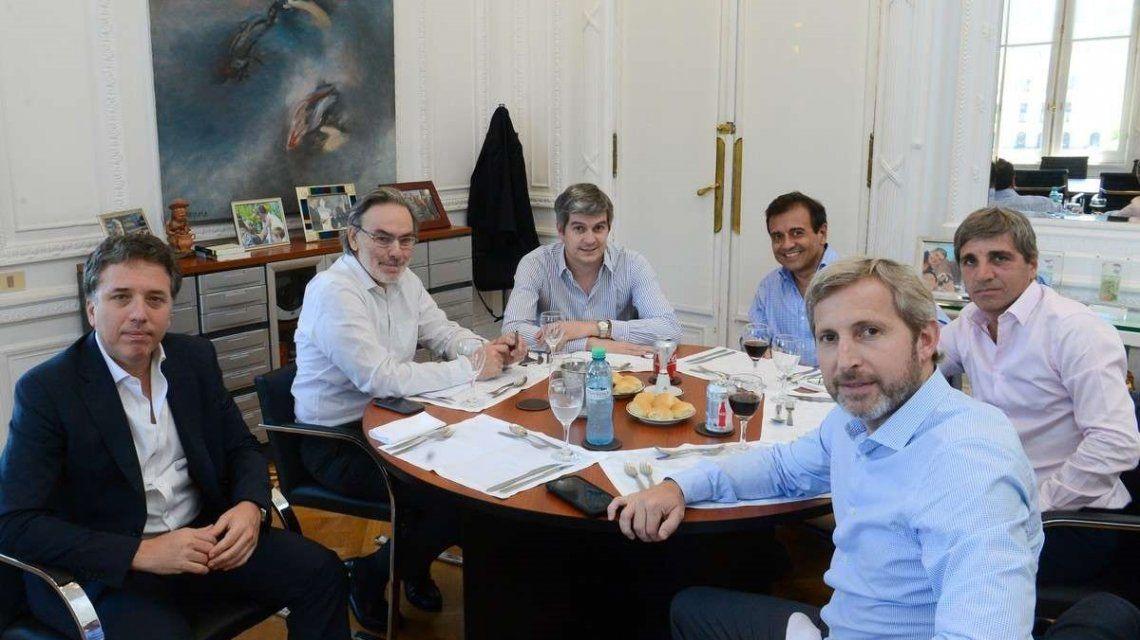 Rogelio Frigerio encabeza las negociaciones con gobernadores.