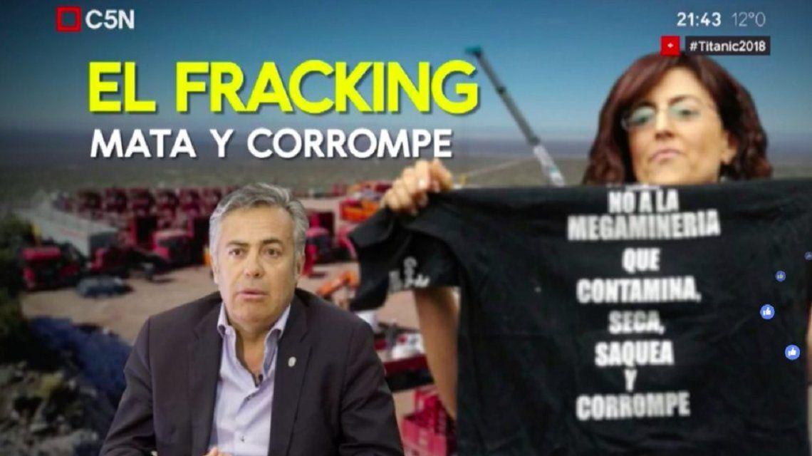 La industria de la muerte llega a la Argentina: Mendoza impone el fracking