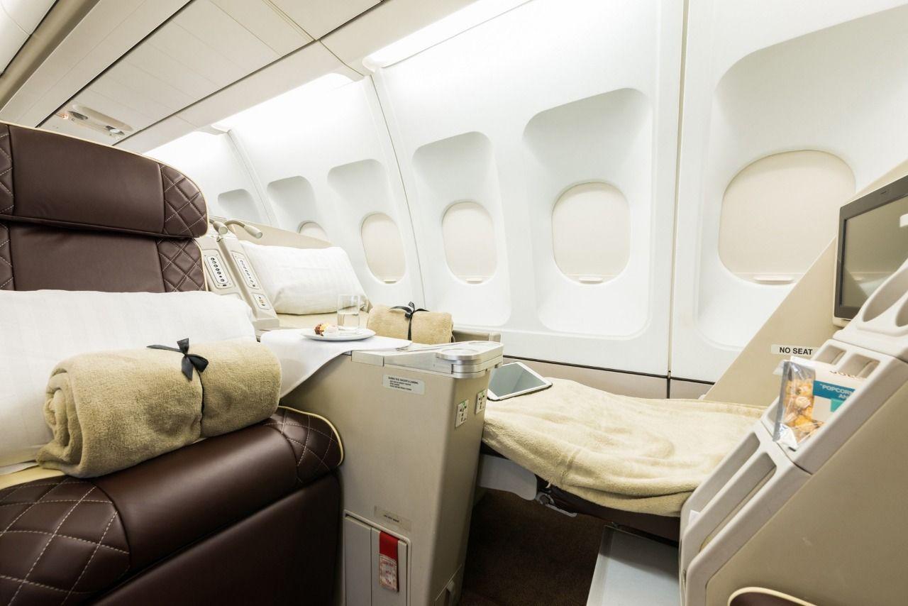 Un hotel cinco estrellas con alas: así es el avión en el que viajará la Selección al Mundial