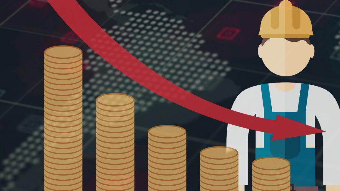 Ex funcionario de Cambiemos admitió que este año el salario real caerá al menos un 10%