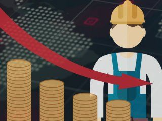 el salario minimo en la argentina cayo 34,8% en los ultimos dos anos y medio