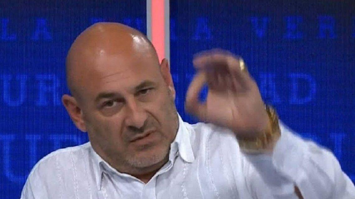 Piden investigar los dichos del periodista Santiago Cúneo por posible discriminación