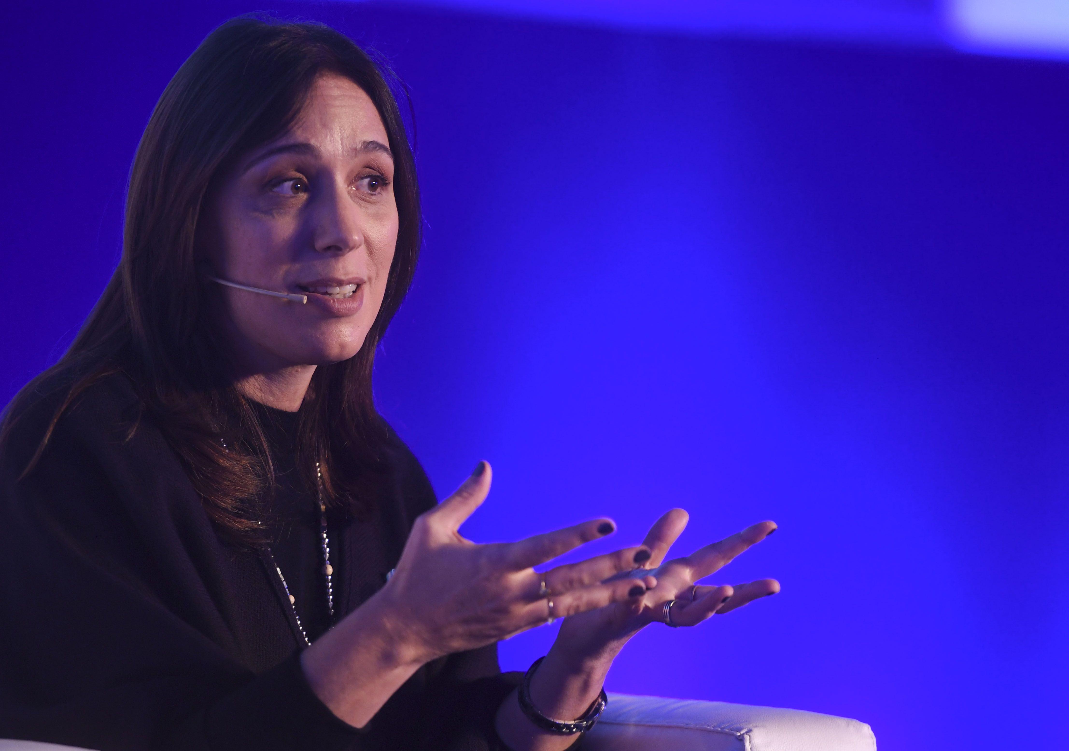 Vidal descartó la carrera presidencial: No voy a ser candidata en 2019
