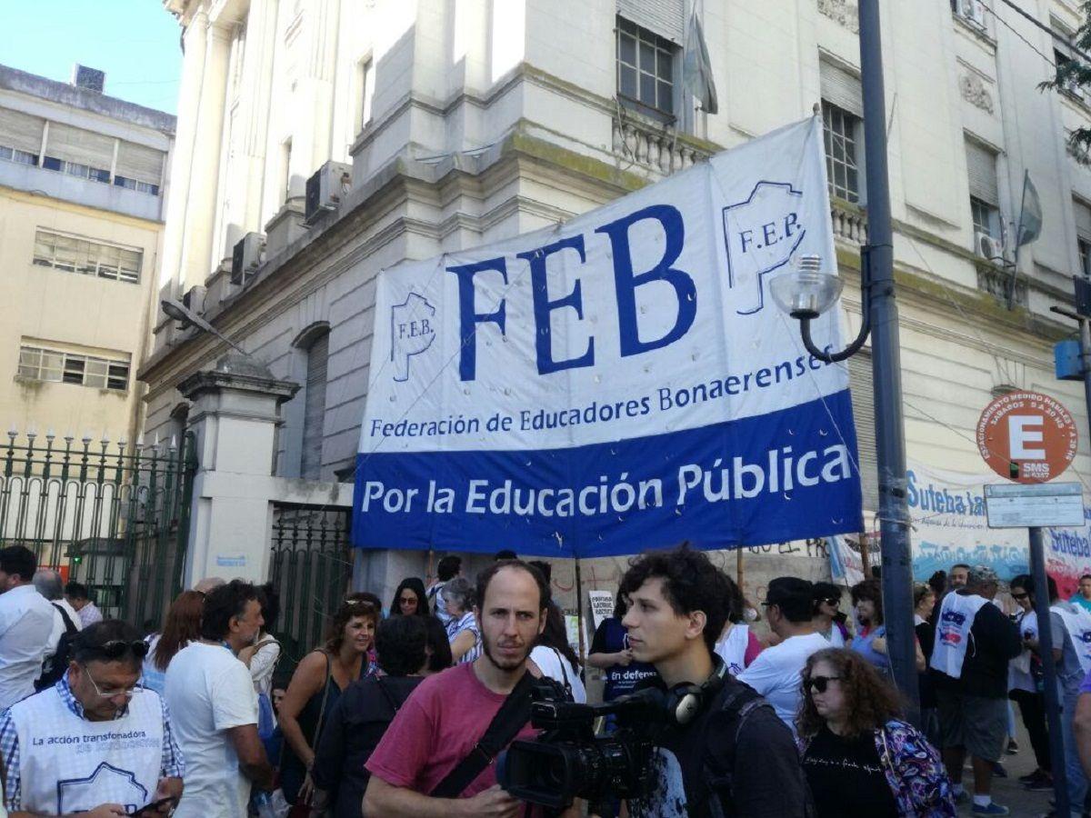 Federación de Educadores Bonaerenses