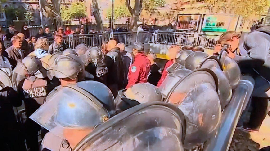 Liberaron a 8 de los 16 metrodelegados detenidos
